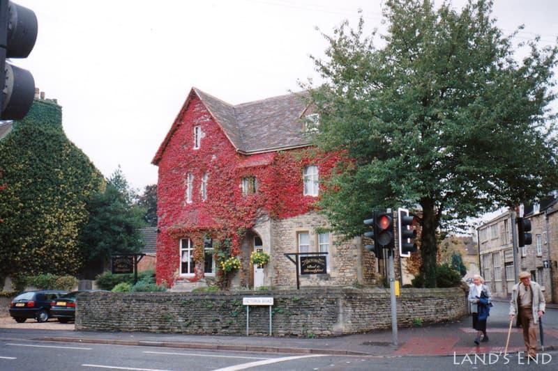 サイレンセスター(Cirencester)、The Ivy House