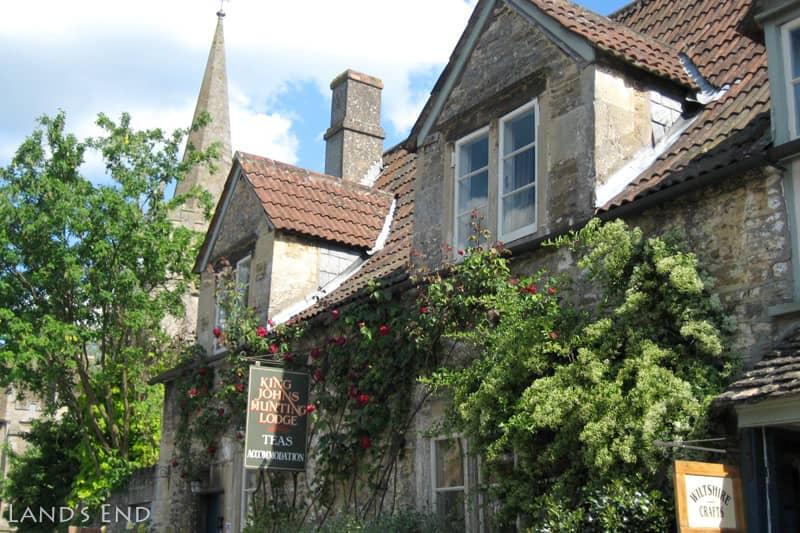 レイコック(Lacock)、King John's Hunting Lodge