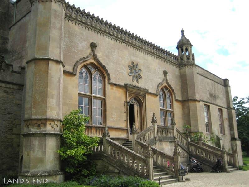 レイコック(Lacock)、レイコック寺院(Lacock Abbey)