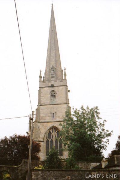 テットベリー(Tetbury)、セント・メアリー教会(St. Mary The Virgin Church)