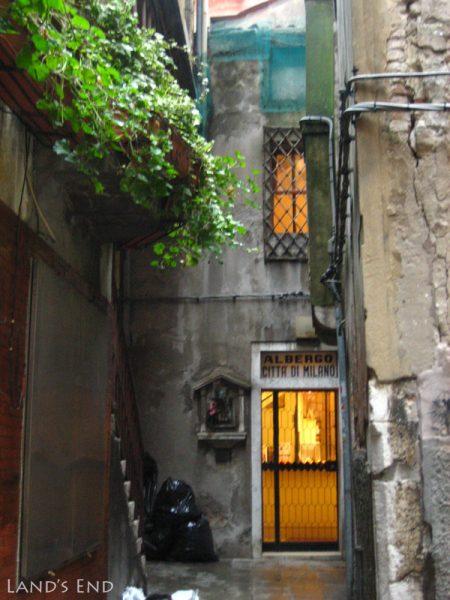 ヴェネツィアで泊まったホテル、Hotel Città di Milano