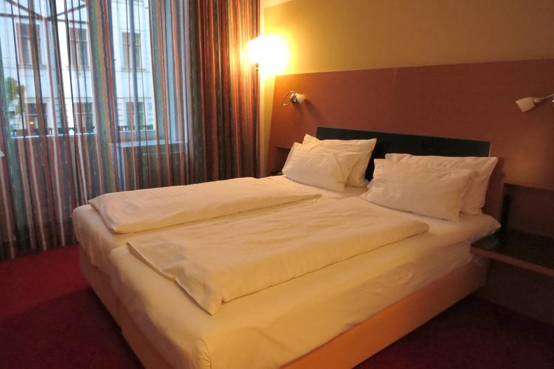 ホテル テアトリーノ Hotel Theatrino Prague