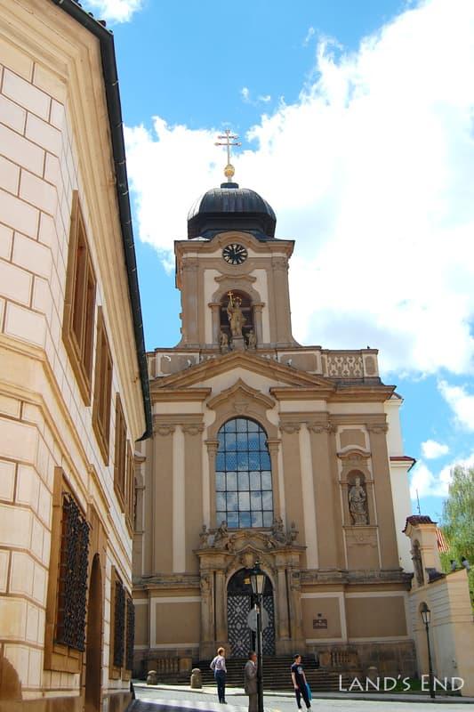 ネポムツキー教会