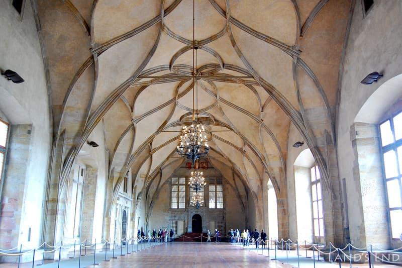 旧王宮、ヴラディスラフホール