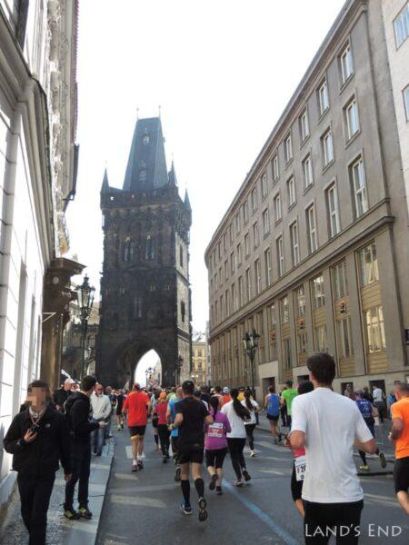 プラハ国際奈マラソン