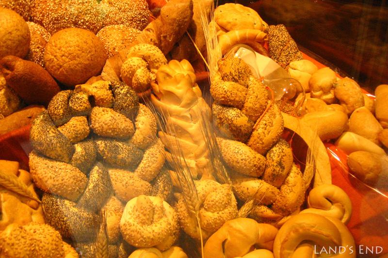 ヴェネツィアのパン屋さん