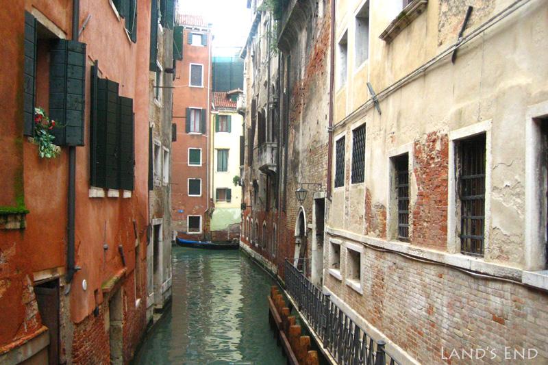 ヴェネツィアの町